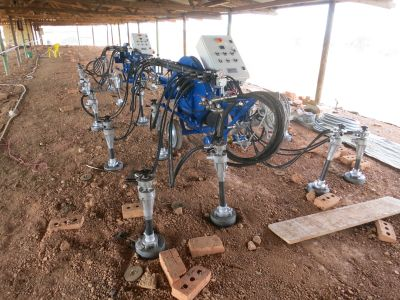 Oil Installation - Africa - Bernini Impianti